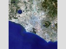 Aire métropolitaine de Rome — Wikipédia Fiumicino