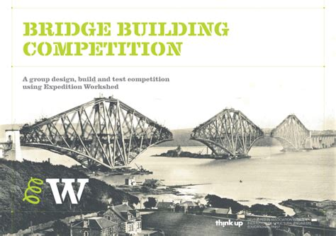 bridge design contest org bridge building competition expedition workshed