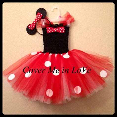 Minnie Dress Disney Mickey Whtie Black black and white minnie mouse tutu dress set with