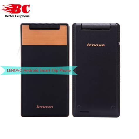 Android Ram 512 Termurah original lenovo a588t flip mobile phone android 4 4