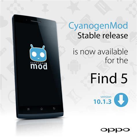 Tablet Oppo Find 5 stable release of cyanogenmod for oppo find 5 released gizchina gizchina