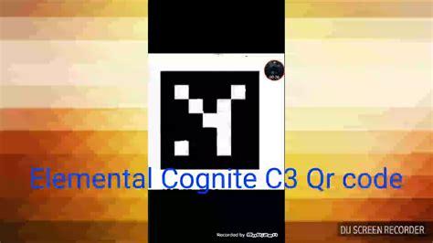 Kode C3 elemental cognite c3 qr code