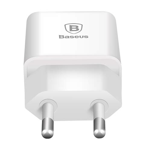 Oppo Travel Charger Fast Charging Vooc Putih 1 baseus eu 5v 2a travel usb charger fast charging adapter wall phone charger for iphone 7