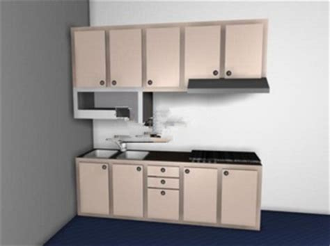 kitchen cabinet 3d kitchen cabinets 3d model 3d model download free 3d models