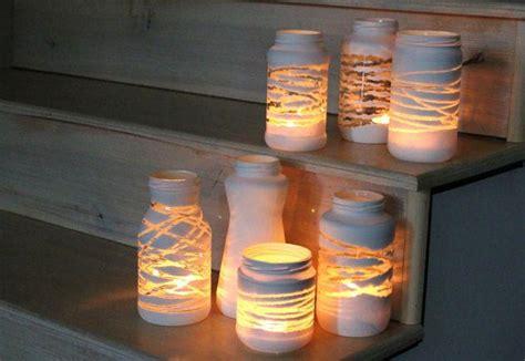 decoracion de vasos de vidrio para navidad frascos de vidrios reciclado para decorar en navidad 30