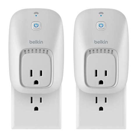Belkin Router Light by 2 Pack Belkin Wifi Enabled Wemo Light Switch Brand New