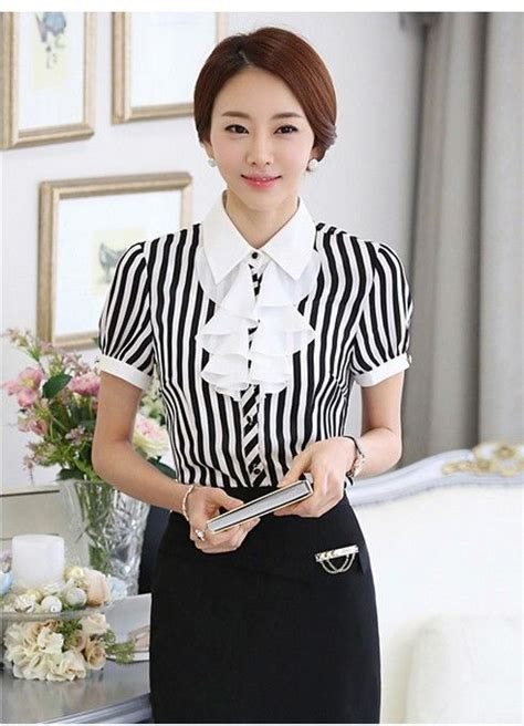 Supplier Baju Heidi Top Hq 3 baju blouse chevron blouse