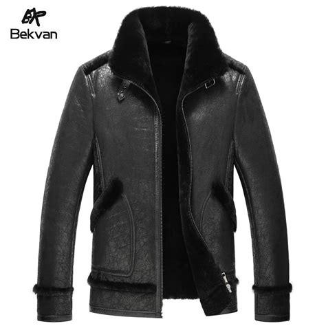 jacket design one piece 2015 winter male short design fur sheepskin one piece