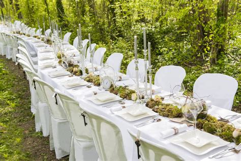 Decor Foret Enchantee by Decoration Mariage Foret Enchantee