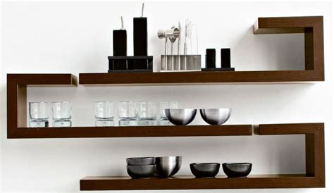 modern wall shelves design