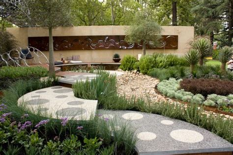awesome river rock landscaping ideas wilson blacktop