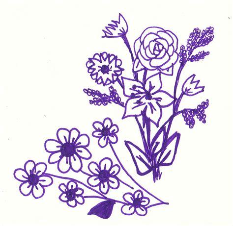 doodle flowers interpretation flower doodle by livravencroft on deviantart