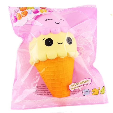 Squishy Kelinci Jumbo Soft Squishy Ori Packaging sanqi elan squishy cone jumbo 22cm rising met packaging collection gift soft