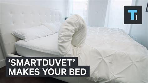 what makes a good comforter smartduvet blanket duvet cover makes bed youtube