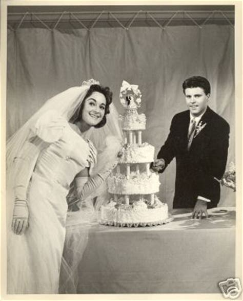 ricky nelson bride wedding cake sitcoms online photo