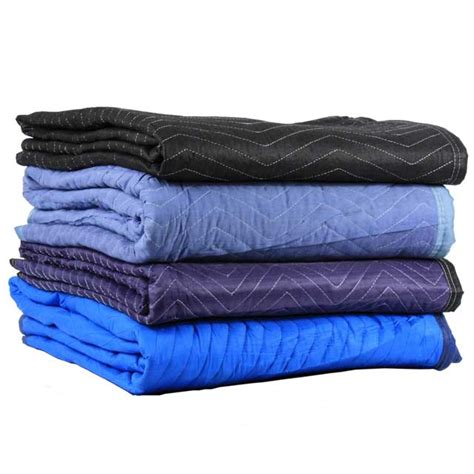 Blankets For Moving Furniture by Miscellaneous Moving Blanket 4 Pack On Sale
