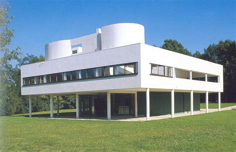 le corbusier villa savoye part 1 history villa savoye le corbusier case study 2 gabipan s blog