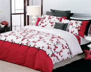 ginza cherry blossom bedding for the home pinterest