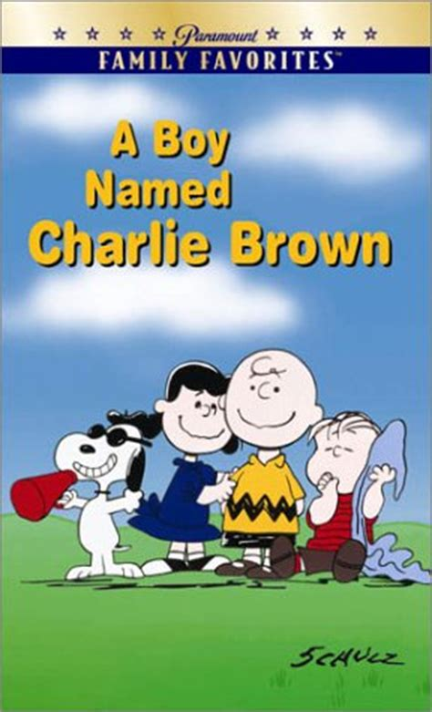 charlie day production company image a boy named charlie brown paramount vhs jpg