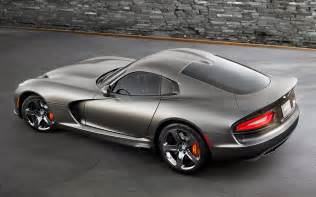 Dodge Vioer 2014 Srt Viper Gts Anodized Carbon Special Edition