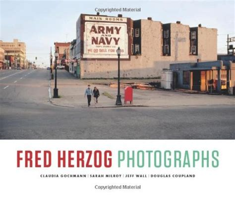 libro fred herzog photographs di