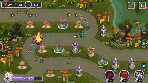 best tower defence tower defense king android apps on play
