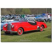 Simon Cars  Alvis TB21