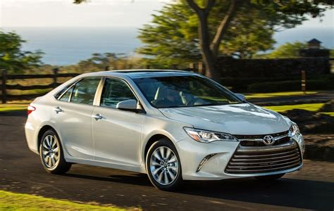 2016 Toyota Camry 2 5 G A T most reliable 2016 cars sedans j d power cars
