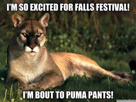 Puma Pants Meme - puma pants