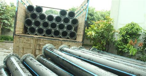 Pipa Filter Rokok Air R999 spool pipe hdpe proyek pipa hdpe