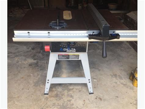 delta industrial table saw delta industrial table saw saanich