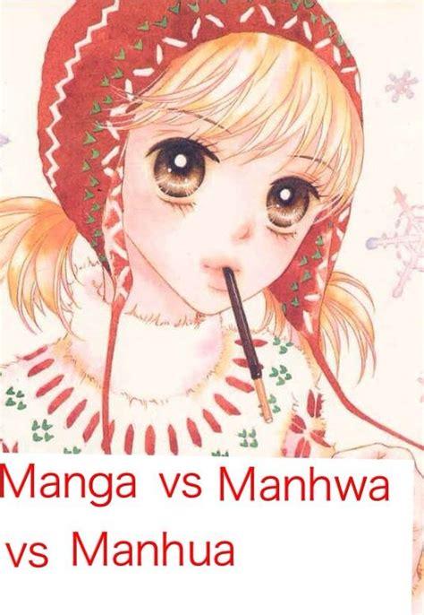 Vs Manhwa Vs Manhua Anime Amino