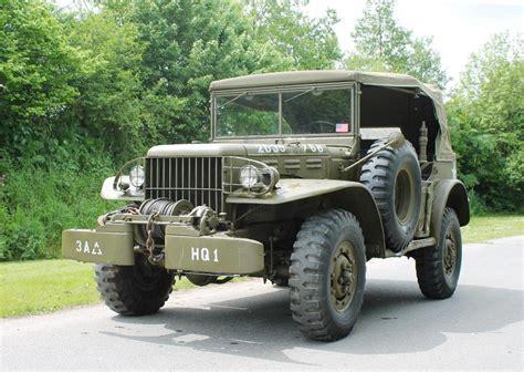 dodge truck car dodge wc57 quot command car quot vendu vehicles