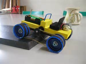 Electric Motor Car Physics Project Diy 4 Wheel Drive Electric Car Graeme Shirley S