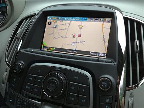 2010 buick lacrosse navigation system 2010 2013 buick lacrosse factory navigation system