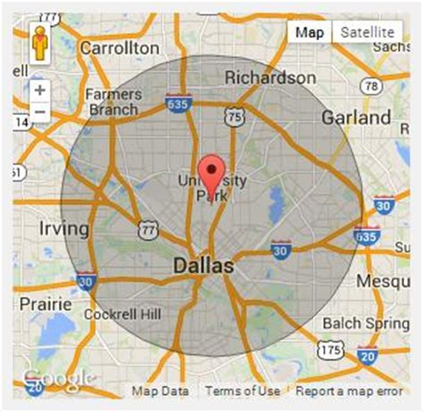 map of highland park texas top dumpster rental in highland park tx call 914 487 7754