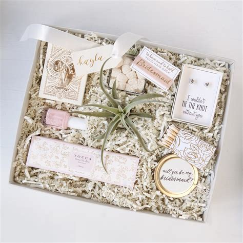 unique personalized bridesmaid jewelry gifts personalized bridesmaid gift boxes foxblossom co