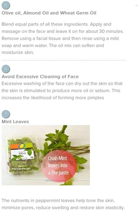 10 home remedies for improving skin tone or skin blemishes