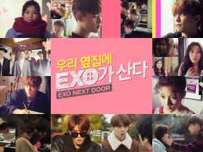 soundtrack lagu film exo next door download ost exo next door web drama potret yang