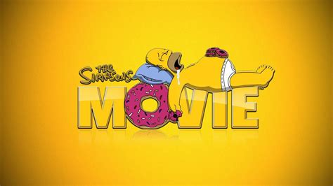 the simpsons background homer hd wallpapers