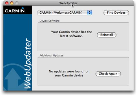 herunterladen garmin nüvi 255w software update