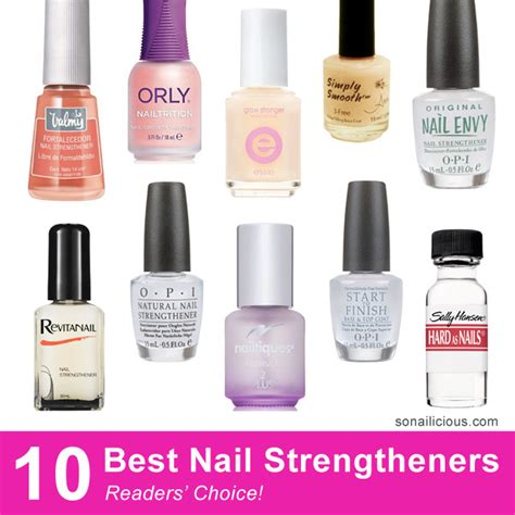 Nail Strengthener by 10 Best Nail Strengtheners Reader S Choice