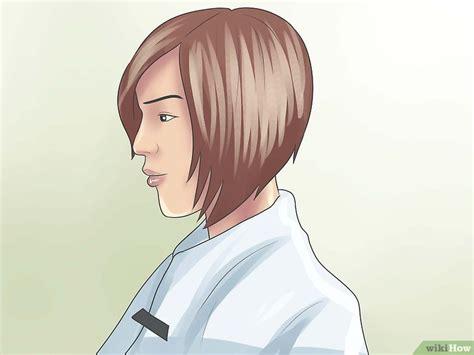 recessed chin hair style ein doppelkinn kaschieren wikihow