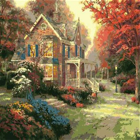the cottage painting buy wholesale cottage paintings from china cottage