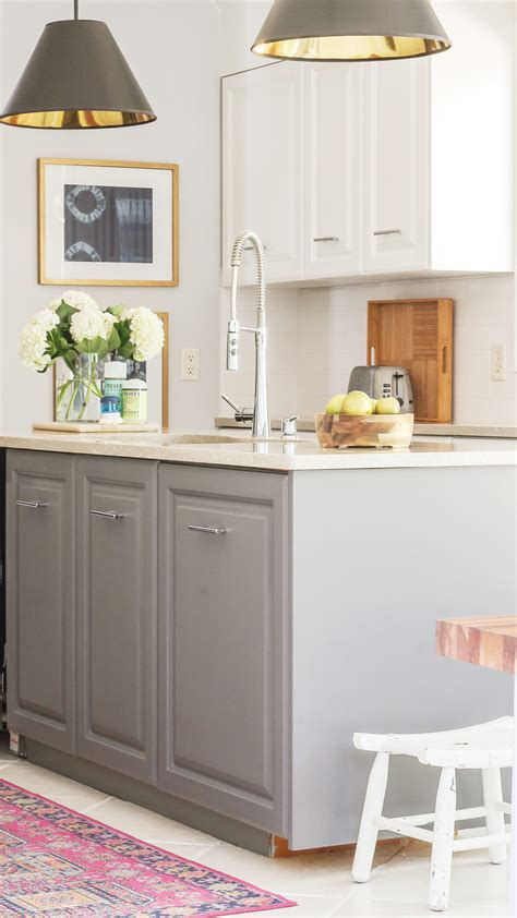 easiest way to paint cabinets fastest way to paint kitchen cabinets the hack