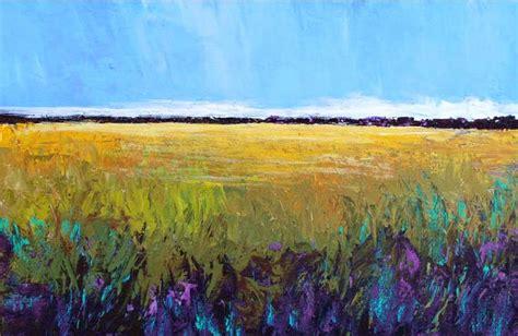 Landscape Artist Of The Year 2015 Artist Derek Collins Modern Impressionist Landscape