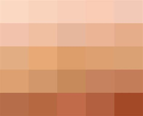 skin palette by hoecrux on deviantart