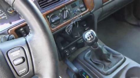 98 jeep grand manual jeep grand zj 5 2l v8 5 speed manual