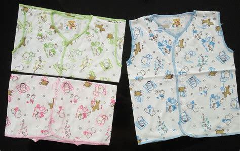 Baju Bayi Kutung Baju Kutung Bayi Motif Polar Kamusjelita