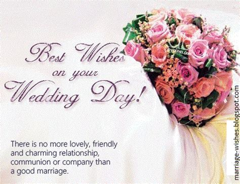 Wedding , marriage wishes